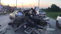 YENIKENT - Sakarya'da İftar Saatinde Can Pazarı Açıklaması 6 Yaralı