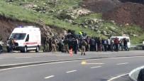 KARAKURT - Sarıkamış'ta Trafik Kazası Açıklaması 1 Ölü, 4 Yaralı