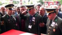 ÖMER TORAMAN - Şehit Aktaş Son Yolculuğuna Uğurlandı