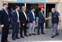 ABDULLAH AĞRALı - Selçuklu'da Cuma Buluşmaları Sürüyor