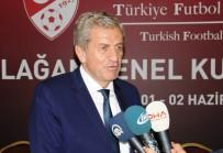 SERVET YARDıMCı - Servet Yardımcı Açıklaması 'UEFA Yeni Bir Heyecan İçin Bize Destek Veriyor'