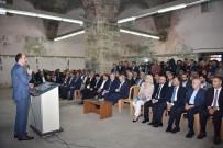 BEYŞEHIR GÖLÜ - Tarihi Eşrefoğlu Bedesteni Restorasyonu Başladı