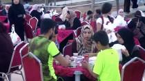 AMMAN - Türk Kızılayı Ürdün'de Yetimlere İftar Verdi