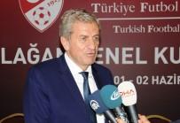 SERVET YARDıMCı - 'UEFA Yeni Bir Heyecan İçin Bize Destek Veriyor'