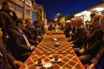 Vali Elban Diyadin'de Vatandaşlarla İftar Yaptı