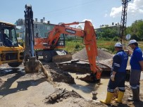 ÇİMENTO FABRİKASI - Van İçme Suyu Hattında Arıza