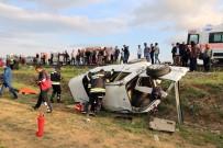 Yozgat'ta Trafik Kazası Açıklaması 3 Ölü