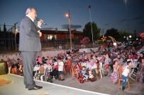 YAĞCıLAR - Yunusemre'de İftar Sofrası Yağcılar'da Kuruldu