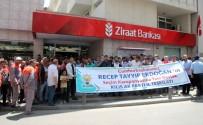 CUMA ÖZDEMIR - Yüzlerce Kilisli Cumhurbaşkanı Erdoğan'ın Seçim Kampanyası İçin Bağış Yaptı