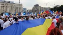 SOSYAL DEMOKRAT PARTİ - 100 Bini Aşkın Rumen 'Paralel Devleti' Protesto Etti