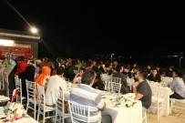 ÜSKÜDAR BELEDİYESİ - 15 Temmuz Şehit Aileleri Ve Gaziler Sahur Sofrasında Buluştu
