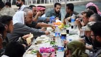 ÖZGÜR SURİYE ORDUSU - Afrin'deki Aşiretler İftarda Buluştu