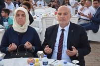 AK Parti Bursa Milletvekili Adayı Ahmet Yelis, Ahududu Üreticileri İle Bir Araya Geldi