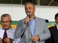 KADEM METE - AK Parti'den 4 Bin Kişilik İftar Yemeği