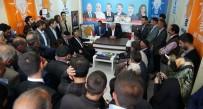 İBRAHIM AYDEMIR - AK Parti Karaçoban'a Çıkarma Yaptı