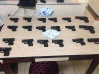 SİLAH TİCARETİ - Aksaray'daki Silah Operasyonunda 2 Tutuklama