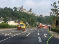 REN VESTFALYA - Almanya'da Feci Kaza Açıklaması 5 Türk Ağır Yaralı
