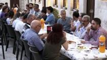 MUSEVİ CEMAATİ - Antakya Medeniyetler Korosu Üyeleri İftarda Buluştu
