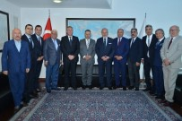 KAZAKISTAN - ASO, OSB Tecrübesini Kıbrıs'a Aktaracak