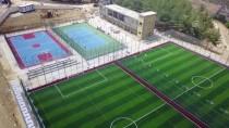 SPOR KOMPLEKSİ - Atıl Park Sporun Ve Yaşamın Merkezine Dönüştürülecek