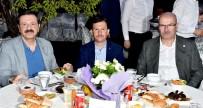 YÜKSEK İSTIŞARE KONSEYI - ATO Başkanı Baran'dan Meclis Üyelerine İftar