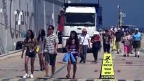 MERYEM ANA - Aydın Sahillerinde Turizm Hareketliliği