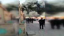 BAĞDAT - Bağdat'ta Seçim Sandıklarının Bulunduğu Depoda Yangın