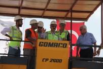 KAPALI ALAN - Bakan Elvan, Çukurova Hava Limanı İnşaatında İncelemelerde Bulundu
