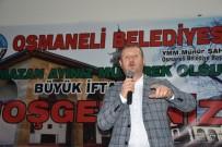 EDIP ÇAKıCı - Bakan Yardımcısı Daniş, Osmaneli Halkı İle İftar Yaptı