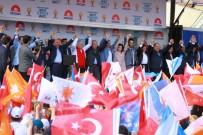 MEHMET ÖZHASEKI - Başbakan Yıldırım'dan Terörle Mücadelede Kararlılık Mesajı