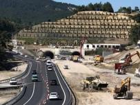 ULAŞTıRMA BAKANLıĞı - Başbakan Yıldırım, Sabuncubeli Tünelleri'ni Yarın Açıyor