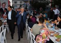 BAĞLUM - Başkan Tuna Keçiören'de İftar Yaptı