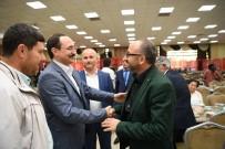 NECİP FAZIL KISAKÜREK - Başkan Üzülmez, MHP'nin İftar Yemeğine Katıldı
