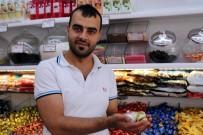 MEHMET AKBAŞ - Bayram Şekerleri Tezgâhları Süslemeye Başladı