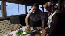 ÇAVUNDUR - Bin 800 Rakımlı Yaylada Ramazan