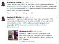 MUSTAFA ELİTAŞ - Boydak Holding Çalışanlarına Ramazan Bayramı Müjdesi