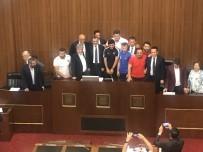 AVRUPA ŞAMPİYONU - Büyükşehirden Şampiyonlara Ödül