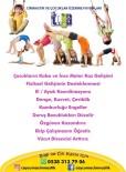 Çaycuma'da İlk Ve Tek Jimnastik Eğitimi Başlıyor
