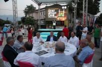 MEHMET FATIH ÇIÇEKLI - Cevat Ayhan Camii Sosyal Tesisi'nin Açılışı Gerçekleştirildi