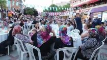 GÜNAY ÖZDEMIR - Edirne'de 10 Bin Kişi Birlikte İftar Yaptı