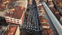 GÜNAY ÖZDEMIR - Edirne'de Kadir Gecesi'nde 10 Bin Kişilik Dev İftar Sofrası