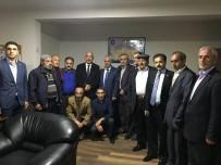 TÜRKİYE EMEKLİLER DERNEĞİ - Emekliler Ilıcalı'yı Bağrına Bastı