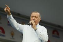 TELEVİZYON PROGRAMI - Erdoğan'dan Kılıçdaroğlu Ve İnce'ye Başörtüsü Eleştirisi