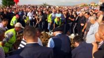 PARAŞÜTÇÜ - Eski Fenerbahçeli Futbolcu Vokrri Son Yolculuğuna Uğurlandı