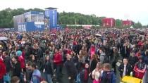 MOSKOVA - FIFA Fan Fest'in Resmi Açılışı Gerçekleştirildi
