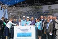 GAZİANTEP HAVALİMANI - Gaziantep Havalimanı Yeni Terminal Binasının Temeli Törenle Atıldı