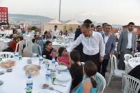 ALINUR AKTAŞ - Gemlik'te Yüzlerce Kişi Aynı Sofrada