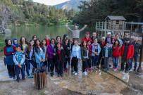 GÜMÜŞHANE ÜNIVERSITESI - Gümüşhaneli Dağcılar 2 Bin 24 Metrede İftar Yaptı