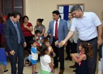 Hükümlülerden, Cezaevindeki Çocuklara Bayramlık Ve Oyuncak