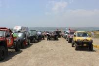 OFF ROAD - İstanbul'da Off Road Şampiyonası Nefesleri Kesti
